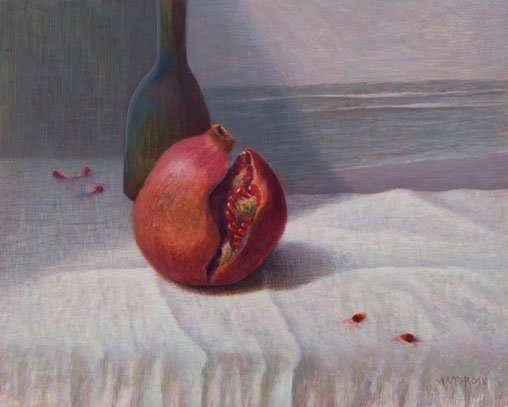 Passion for a Pomegranate