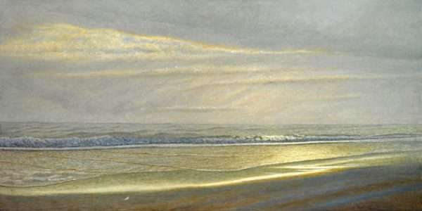 wild-and-free-seacape painting by daniel-ambrose