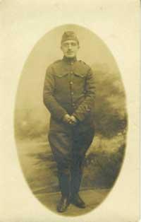 Salvatore D'Ambrose World War 1