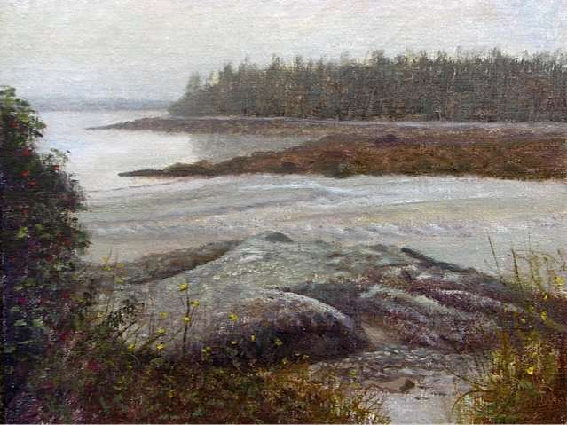 Painting in Maine: Many Moods