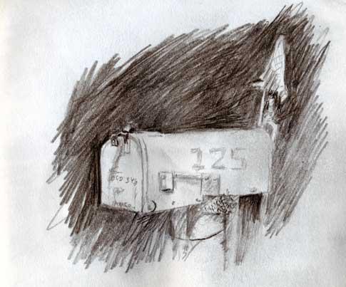 Sketchbook Diaries: July 4, 2004