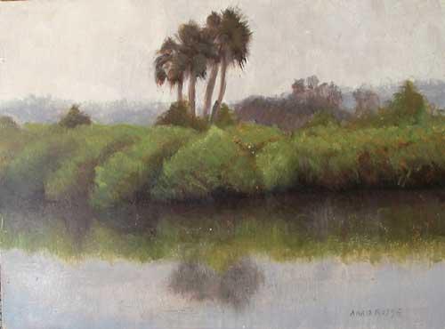 Tomoka River Paintings